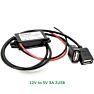 DC-Wandler 12V auf 2 x USB 5 Volt
