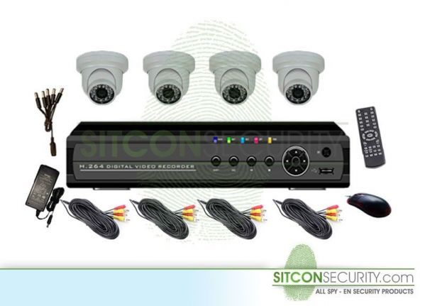 ahd dome camera systeem