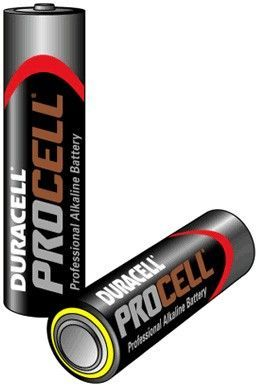 AA Batterie - Duracell Pro Linie (2 x)