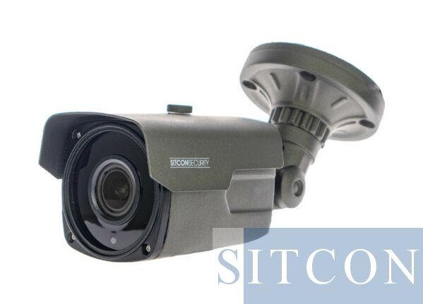 HD (Koax) - IR + Bullet-Kamera