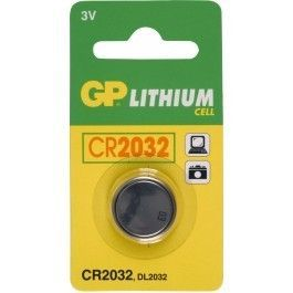 CR2032 Lithium Knopfzelle - GP