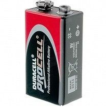 9V Batterie - Duracell Pro Linie