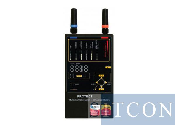 GSM / GPS Tracker Detektor PLUS