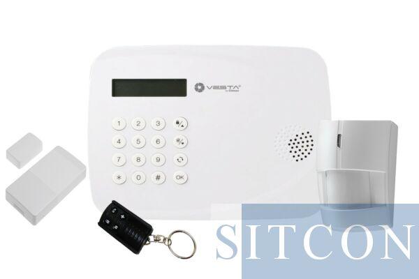 Kabelfreies Alarmsystem Xtreme life PLUS
