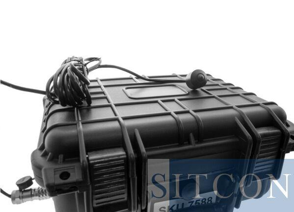 Mobiles Kameraset - Lochblende