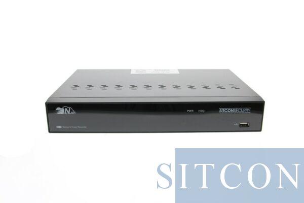 Full HD (UTP) - 4-Kanal-Recorder