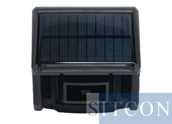 PIR Bewegungsmelder Solar PLUS
