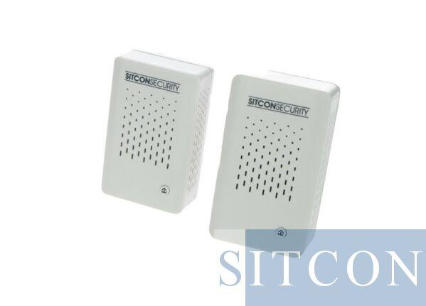 SCS P1200 - Powerline-Adaptersatz + POE