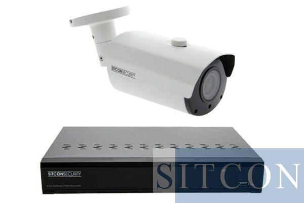 Bullet Überwachungskamera Set ELITE 1