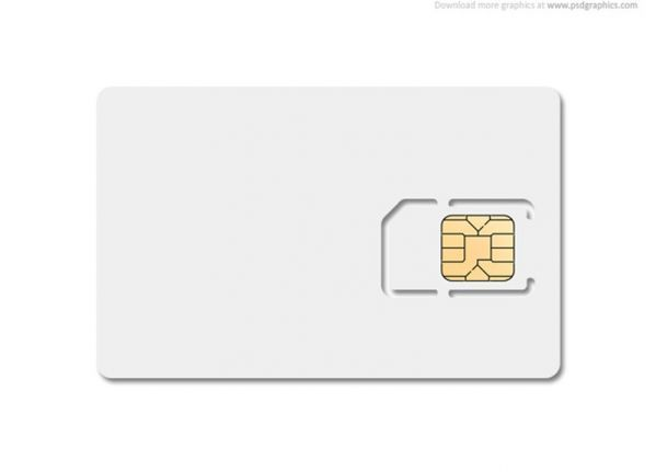 SIM-Karte - Prepaid