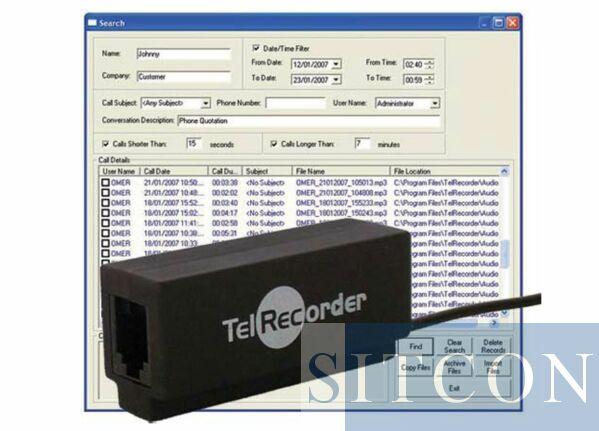 Telefonrekorder - Festnetz (A)