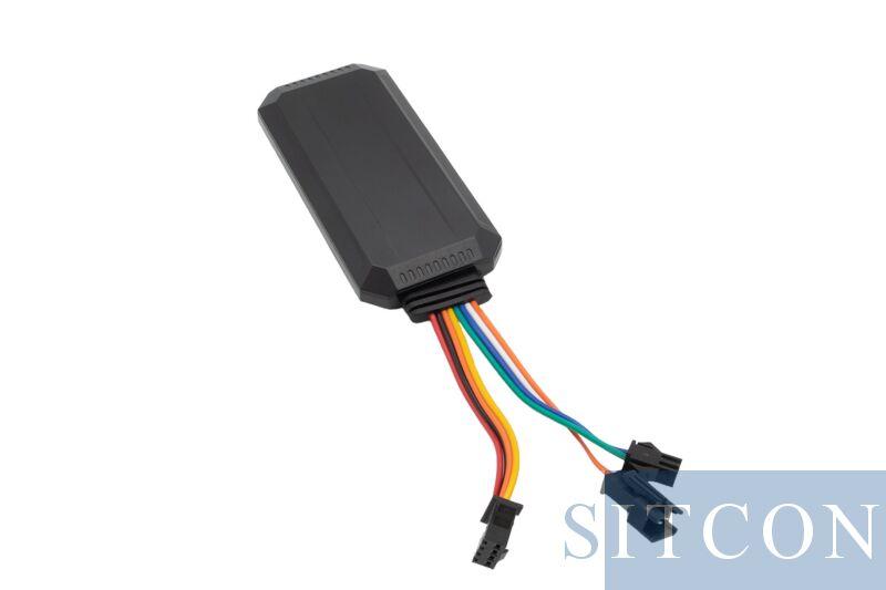 Eingebauter GPS-Tracker - PLUS