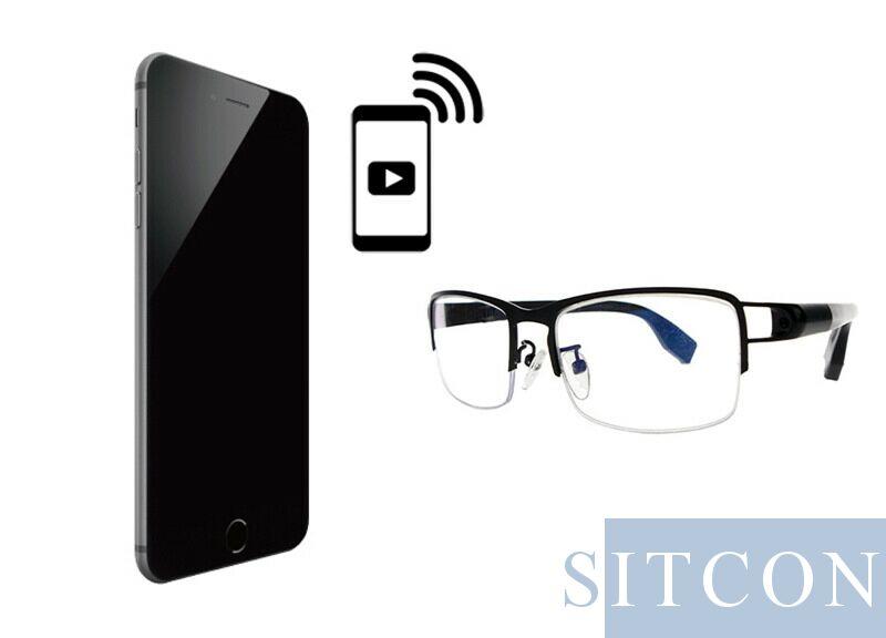 Brillen Kamera Set ELITE