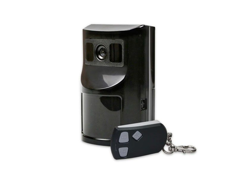 GSM Alarm - Bewegungsmelder + Kamera