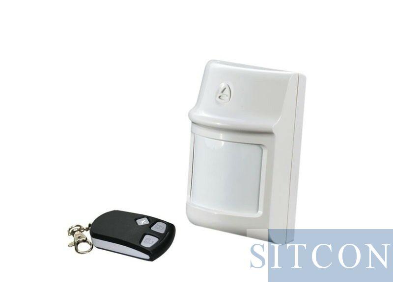 GSM Alarm - Bewegungsmelder