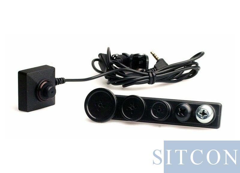 Knopfkamera Premium