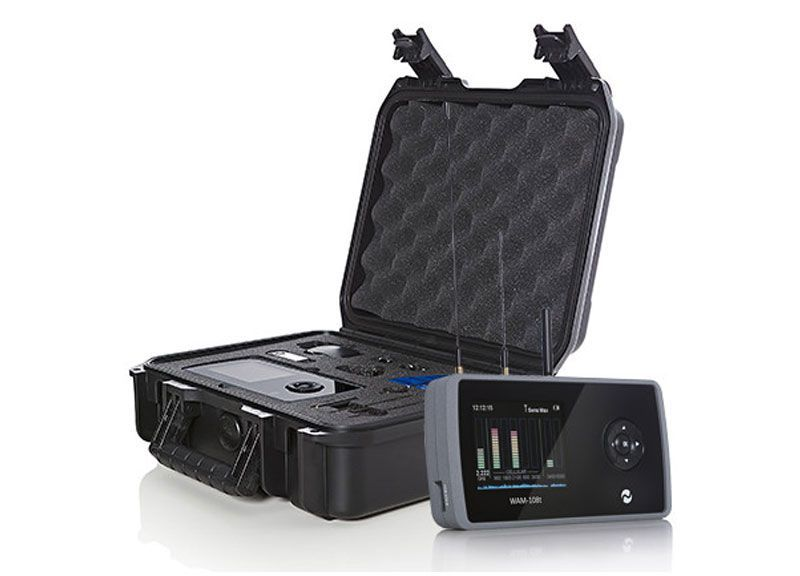 GSM / GPS Tracker & Breitband-Senderdetektor PRO